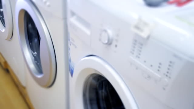 white goods - electronics industry stock videos & royalty-free footage
