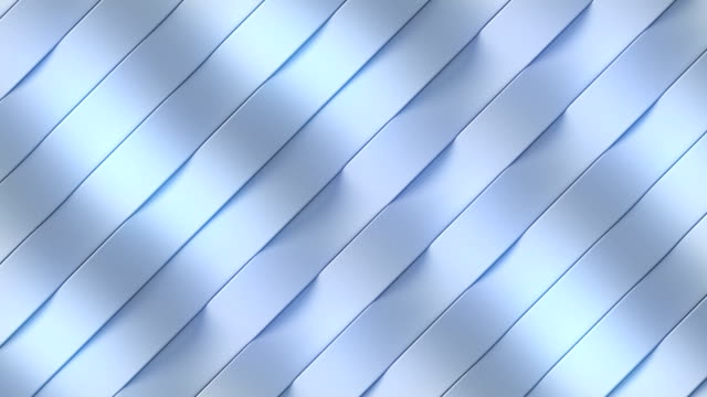 White loopable texture surface pattern animation. 3d rendering