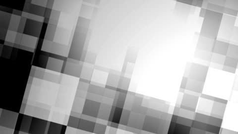 white motion backgrounds with animated squares - cube shape stock videos & royalty-free footage