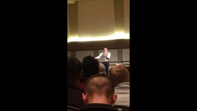 """white nationalist leader richard spencer told an audience at texas a&m university on tuesday, december 6, that america """"belongs to white... - brainstorming stock videos & royalty-free footage"""
