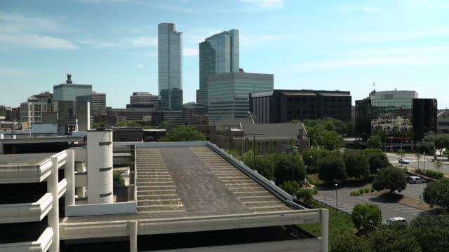 White Plains City Skyline