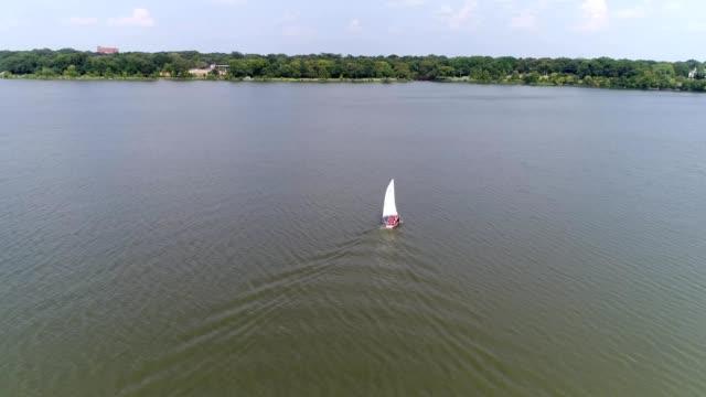 White Rock Lake Sailboat