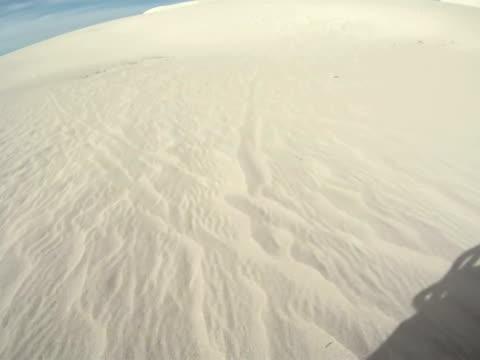 NTSC: White Sand Off-Road-Geländetouren