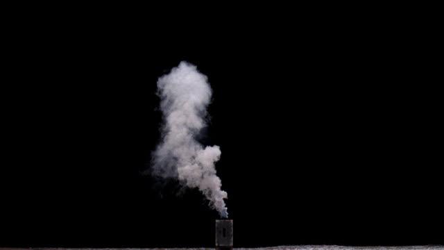 MS White smoke