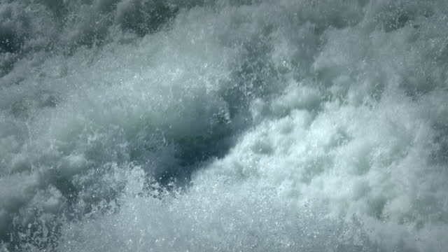 white water rapids - power in nature stock videos & royalty-free footage
