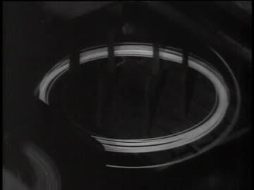 vídeos y material grabado en eventos de stock de 1938 ms white wire being coiled around form / oakland, california, united states - cordel