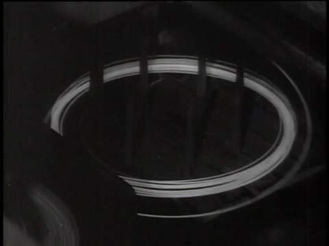 1938 ms white wire being coiled around form / oakland, california, united states - string stock videos & royalty-free footage