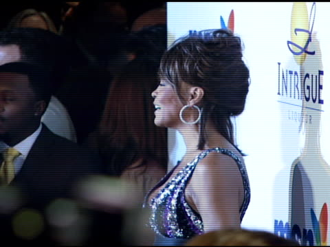 vidéos et rushes de whitney houston at the clive davis 2008 pregrammy awards party at null in beverly hills california on february 9 2008 - grammy awards