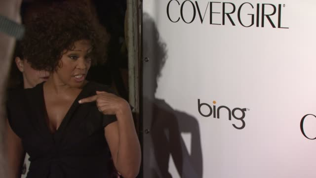 whitney houston at the keep a child alive's 7th annual black ball red carpet at new york ny - whitney houston stock-videos und b-roll-filmmaterial