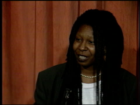 whoopi goldberg at the 1991 academy awards luncheon at the beverly hilton in beverly hills california on march 19 1991 - whoopi goldberg stock videos & royalty-free footage