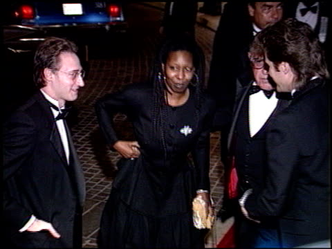 whoopi goldberg at the american cinema awards 1990 on january 27 1990 - whoopi goldberg stock videos & royalty-free footage