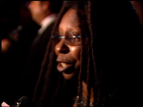 whoopi goldberg at the carousel of hope ball at the beverly hilton in beverly hills california on october 28 2000 - carousel of hope stock videos and b-roll footage