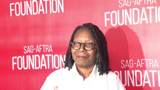 whoopi goldberg at the grand opening of sagaftra foundation's robin williams center at sagaftra foundation robin williams center on october 5 2016 in... - whoopi goldberg stock videos & royalty-free footage