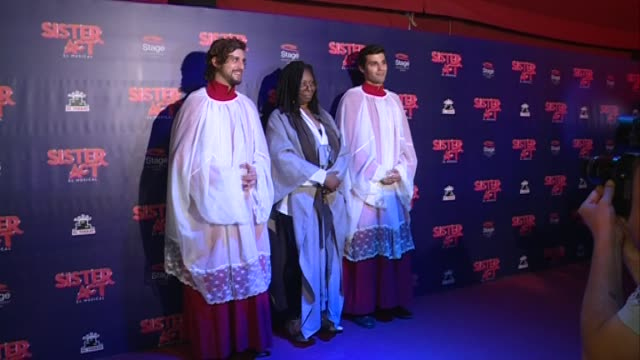 whoopi goldberg attends the premiere of 'sister act' - whoopi goldberg stock videos & royalty-free footage