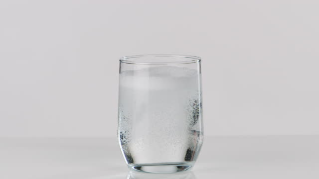 who's up for some soda water? - glass material stock videos & royalty-free footage