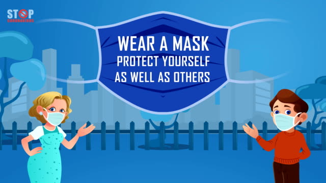 why wear a mask - prevention stock videos & royalty-free footage
