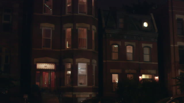 MS Wicker Park neighborhood night