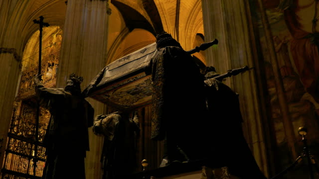 Wide Angle: Tomb of Christopher Columbus