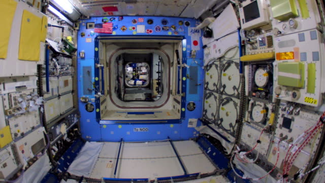 Wide angle walkthrough of most parts of the spaceship which is the fruit of the international cooperation for space exploration This video is part of...