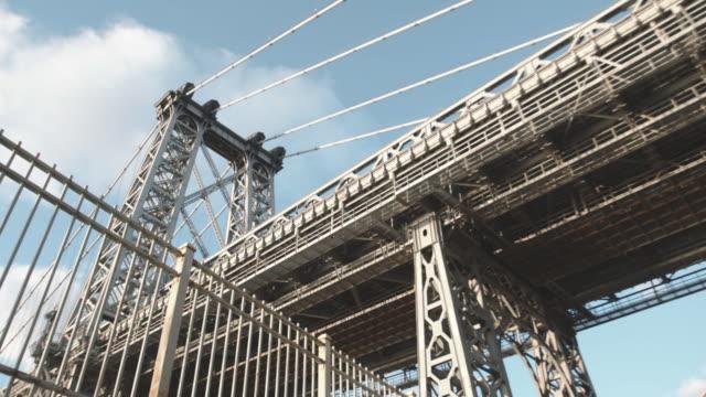 Wide Angle Williamsburg Bridge