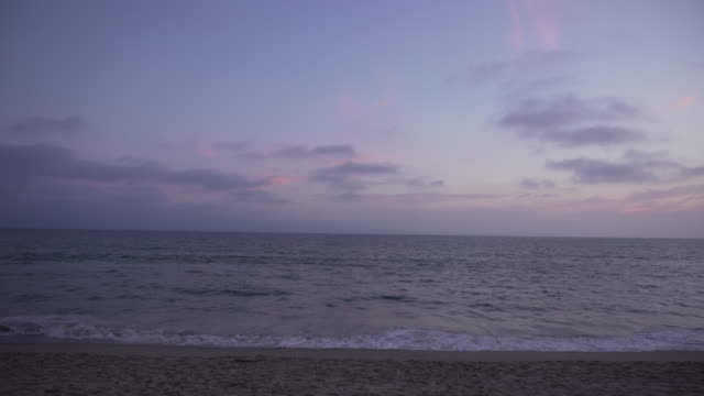 wide, sand hill on venice beach - venice california stock videos & royalty-free footage