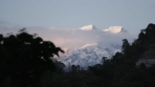 wide shot, Mount everest