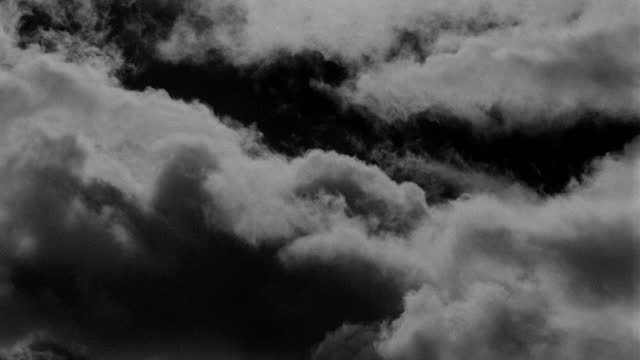 wide shot of clouds in sky - 1942 stock videos & royalty-free footage