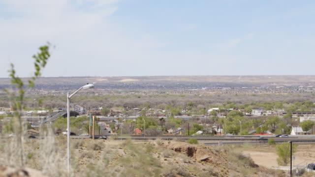 Wide shot of Pima County, Arizona