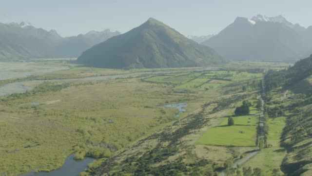 wide shot of the mount alfred - north island new zealand stock videos & royalty-free footage