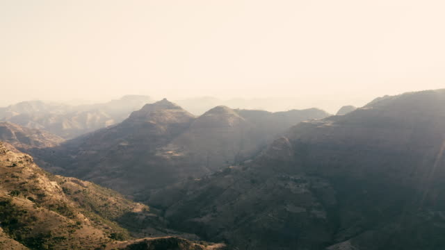 as wide simien national park highlands, ethiopia - horn of africa stock videos & royalty-free footage