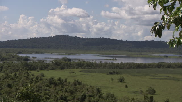wide still shot of papua new guinea landscape - papua stock videos and b-roll footage