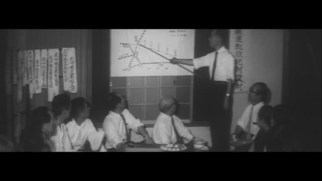 stockvideo's en b-roll-footage met widening bushuu line corruption/extransport minister wataru narahashi arrested after his house searched mrs naruhashi detained at tokyo detention... - 1961