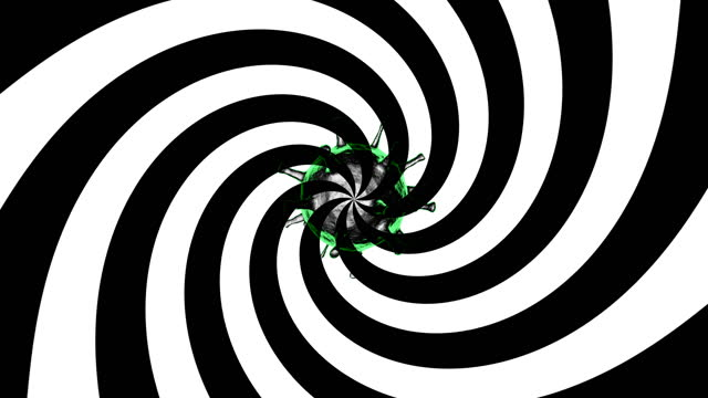 widespread panic, mental manipulation, bad thought concept. thought virus. 4k. ultra high definition. 3840x2160. 3d animation. - illusion stock videos & royalty-free footage