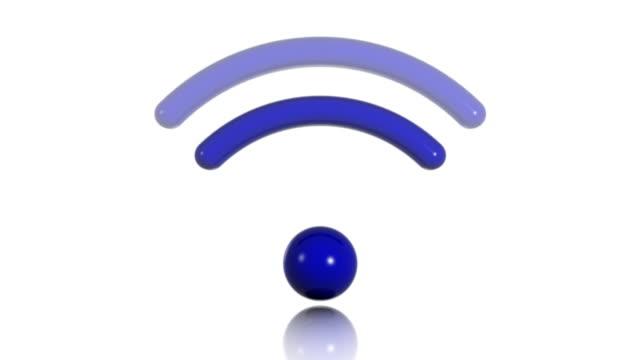 WiFi 01 Blue Spot