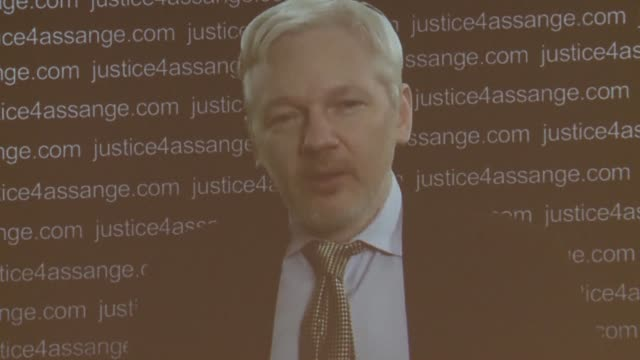 wikileaks founder julian assange says it's the 'end of the road' for legal arguments by sweden and the uk and the time for appeal is 'over - legal appeal stock videos & royalty-free footage