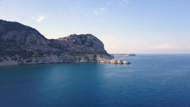 wild beauty - rhodes dodecanese islands stock videos & royalty-free footage