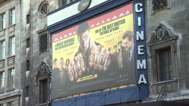 vidéos et rushes de wild bill uk premiere at the cineworld haymarket on march 20, 2012 in london, england - haymarket