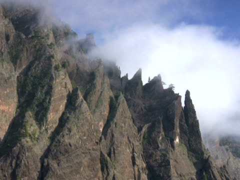 pal : ワイルド山の - 水の形態点の映像素材/bロール