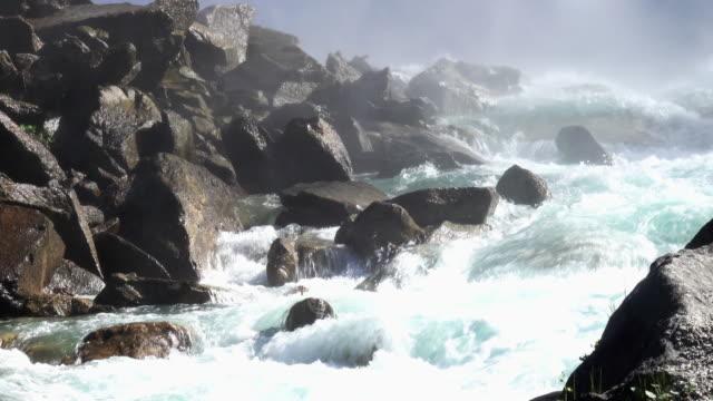 Wilde Wasser In den Alpen