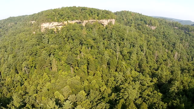 Wilderness Flyover