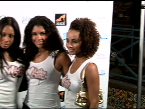 wild'n out at the king magazine's 2nd annual 'king size volume 2' honoring nick cannon at cabana club in los angeles california on april 5 2006 - nick cannon stock videos & royalty-free footage
