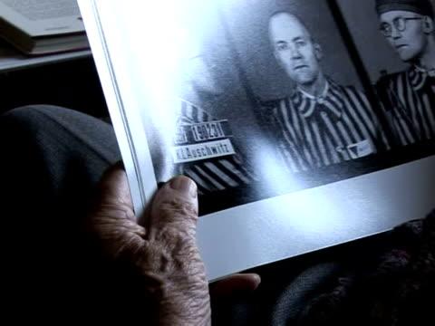 wilhelm brasse is 91, and a survivor of auschwitz. zywiec, poland. - survival stock videos & royalty-free footage