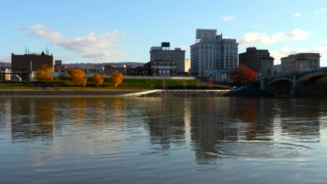 wilkes-barre, pennsylvania - wilkes barre stock videos & royalty-free footage