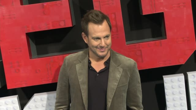 will arnett at the the lego movie 2 the second part world premiere at regency village theatre on february 02 2019 in westwood california - will arnett stock videos and b-roll footage