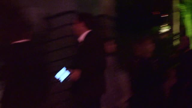 will arnett danielle de marne depart netflix after party at sunset tower in los angeles celebrity sightings in los angeles ca on - will arnett stock videos and b-roll footage