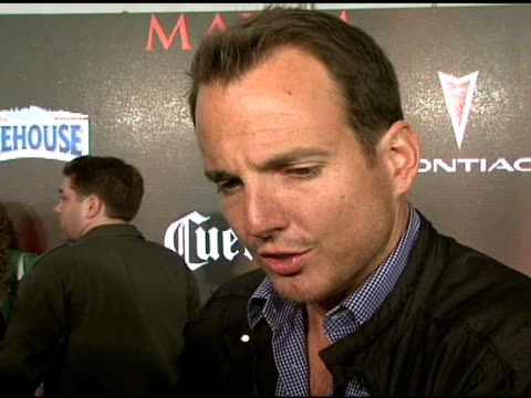 Will Arnett on what brings him out tonight on being a fan of the magazine and how if he could pick the Hot 100 his wife Amy Poehler would fill every...