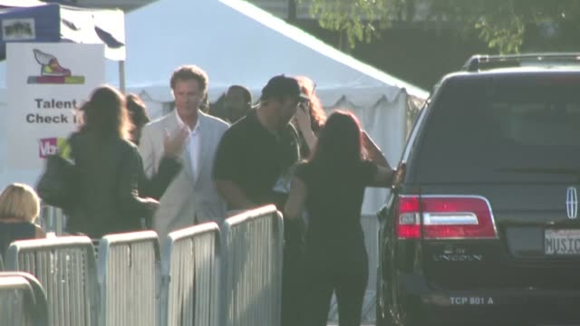 Will Ferrell leaving the 2011 Do Something Awards in Hollywood
