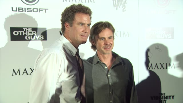 Will Ferrell Sam Trammel at the Maxim Ubisoft And Sony Pictures Celebrate The Cast Of 'The Other Guys' at San Diego CA