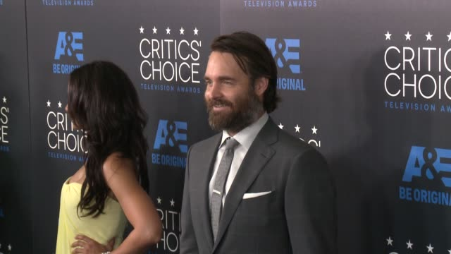 will forte at the 2015 critics' choice television awards at the beverly hilton hotel on may 31, 2015 in beverly hills, california. - 放送テレビ批評家協会賞点の映像素材/bロール