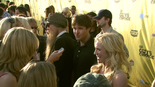 will forte at the spike tv's guys' choice awards at radford studios in los angeles california on june 10 2007 - spike guys choice awards video stock e b–roll